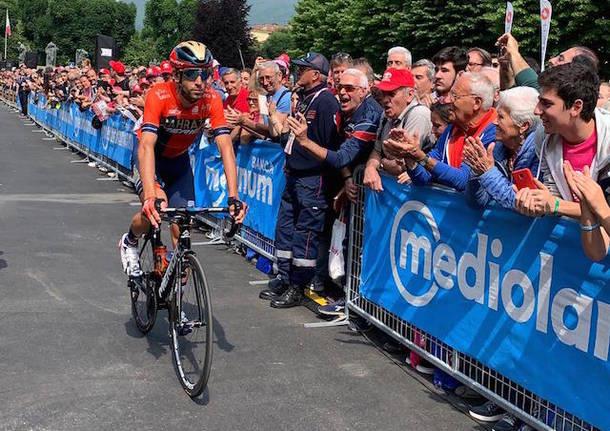 """Giro d'Italia: la partenza del primo """"tappone"""""""