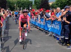"""Giro d\'Italia: la partenza del primo \""""tappone\"""""""