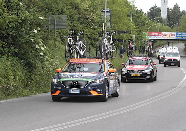 Il Giro d'Italia a Castellanza