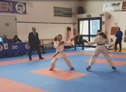 Karate: la Saronnese Alessandra Bossi prima a Borgosesia