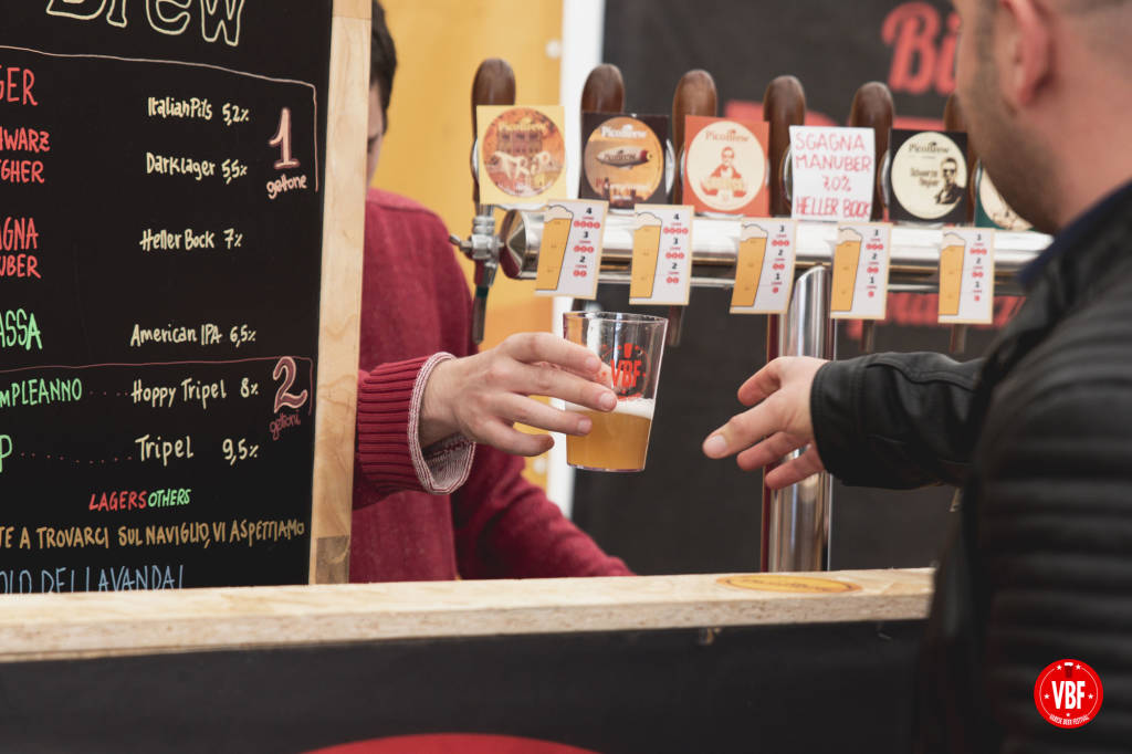 La domenica del Varese Beer Festival