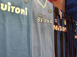 Il calcio di una volta in mostra a Oggiona Santo Stefano