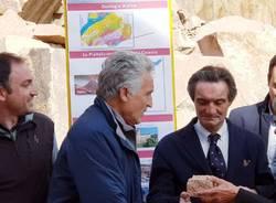 Cuasso al Monte - La visita di Attilio Fontana - foto di Emanuela Piccioli