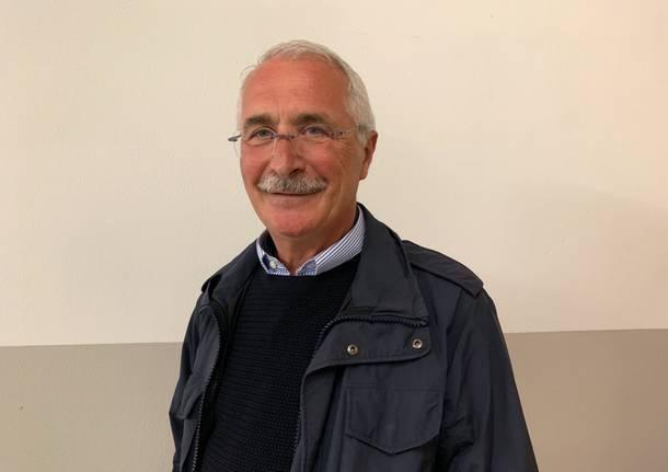 Elezioni amministrative Cuveglio 2019 Francesco Paglia