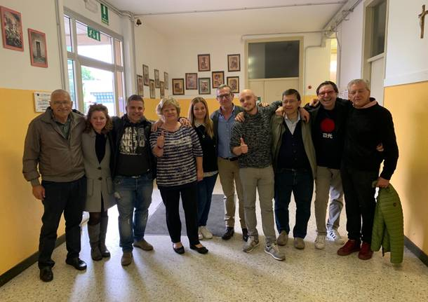 elezioni comunale 2019 lega massimo porotti