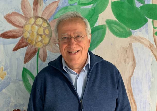 Enzo Benedusi sindaco Cuvio