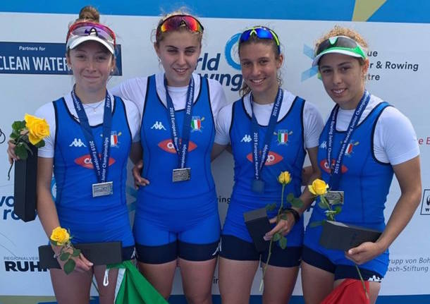 europei juniores canottaggio