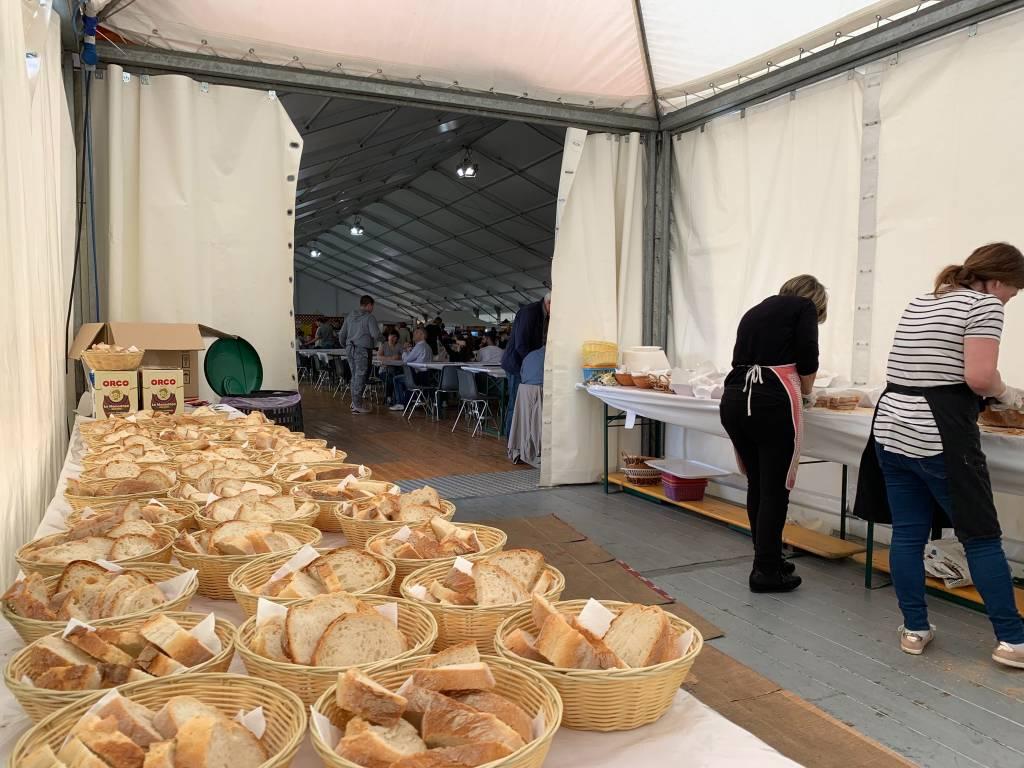 Festa dell'asparago 2019 a Cantello: dietro le quinte