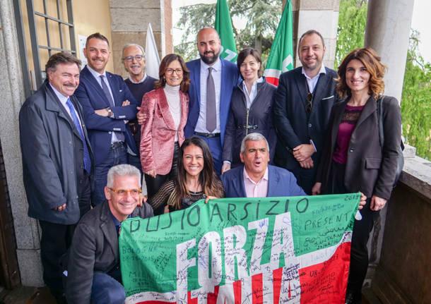 forza italia varese