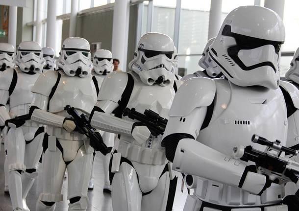 Auguri Matrimonio Star Wars : Hallmark biglietto star wars vuoto dimensione media giochi e