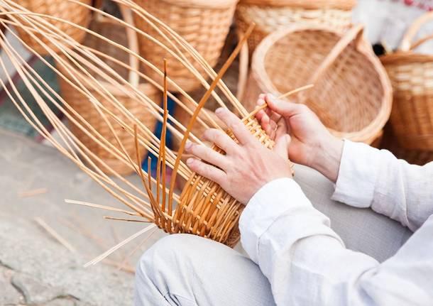 Risultati immagini per il cestaio
