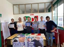 I giovani candidati PD alle amministrative