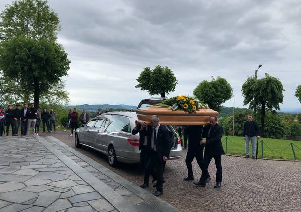L'ultimo saluto a Lorenzo Giudici