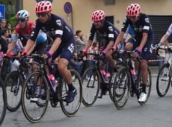 Il Giro d'Italia a Busto Arsizio