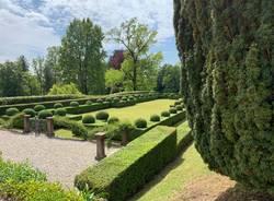 Il parco di villa Craven a Varese