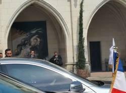 Il writers Andrea Ravo Mattoni ad Amboise in Francia