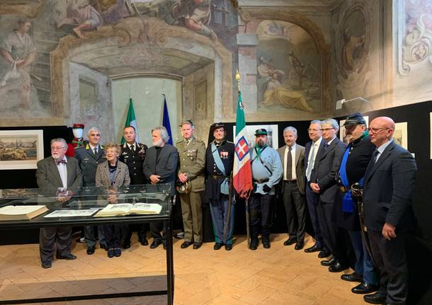 """Inaugurata la mostra """"La Grande Varese"""""""