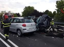 Incidente autostrada