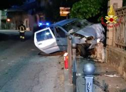 Incidente mortale a Cittiglio