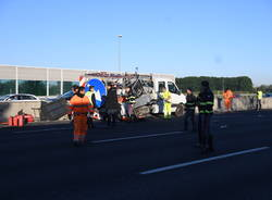 incidente mortale a8