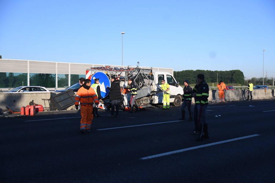 incidente mortale a8
