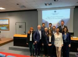 Incontro candidati europei in Ascom Varese
