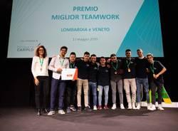 L'I.T.I.S. Facchinetti di Castellanza, vince il Premio Miglior Teamwork