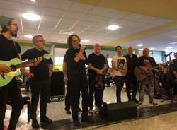La PFM in concerto all'ospedale del circolo