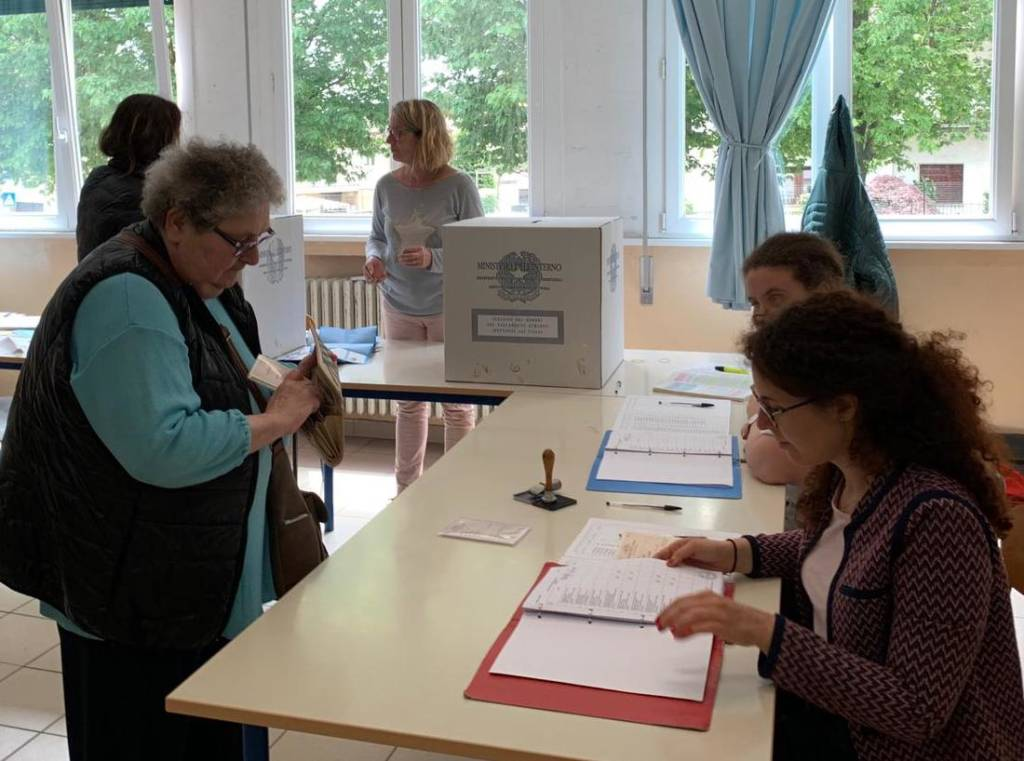 La provincia di Varese al voto