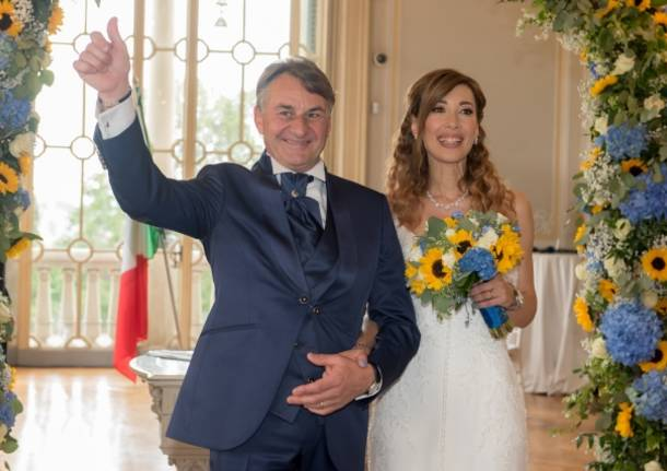 matrimonio ville ponti fiammetta la guidara tarcisio bernasconi