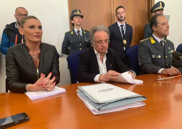 Nadia Calcaterra Procura di Busto Arsizio