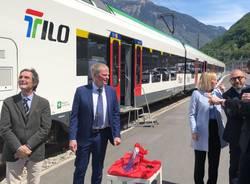 """Nuovo logo per Tilo: """"Ancora più unite Lombardia e Canton Ticino"""""""