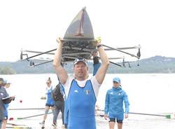 Para Rowing a Gavirate