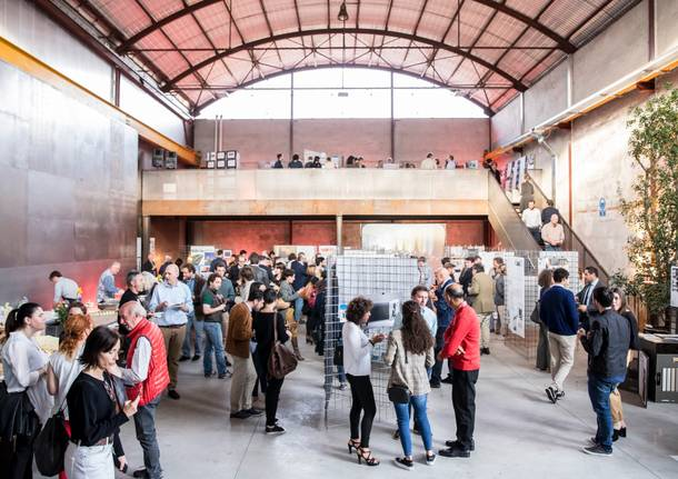 """""""Party dell'architettura"""" a Varese"""