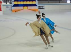 pattinatori ghiaccio varese