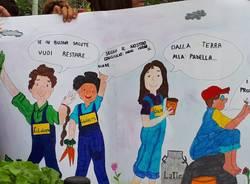 Porto Ceresio - Progetto educazione alimentare
