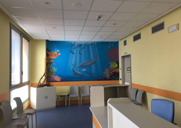 sala d'attesa della Tin
