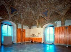 sala dell'asse castello sforzesco milano leonardo da vinci