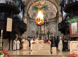 San Vittore 2019: corteo e rito del faro