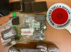 sequestro hashish carabinieri