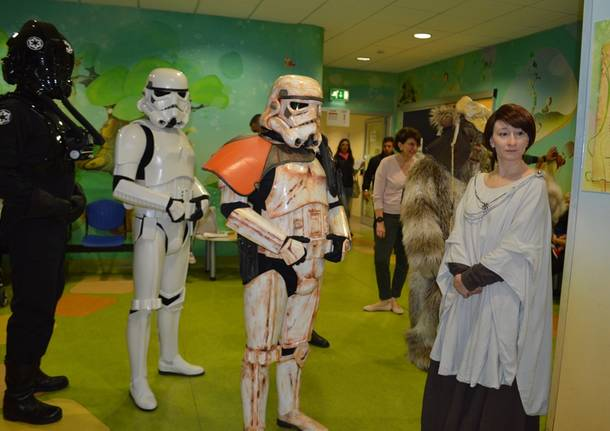 Star Wars in pediatria