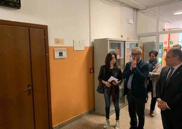 Una targa all'Ipsia Parma per ricordare Andrea Masi, morto sul lavoro