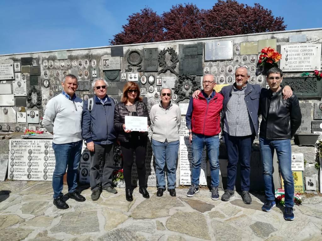 visita  a Mauthausen