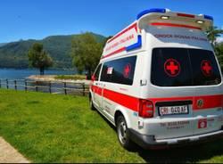 ambulanza varie croce rossa