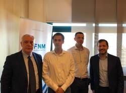 app per ipovedenti incontro con presidente di FNM
