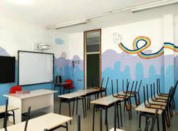 Arcisate - Il Comitato genitori rinnova la scuola di Brenno