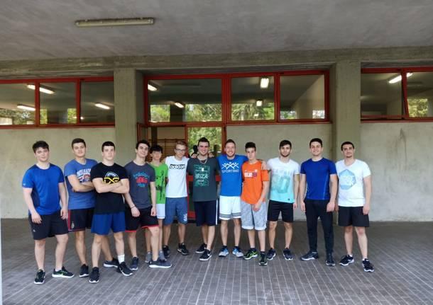 assemblea istituto a corsi - studenti