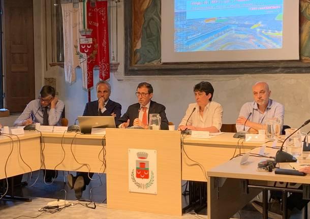 L'assemblea sul trasferimento di Linate