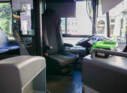 autolinee varesine autobus ibrido pullman varese