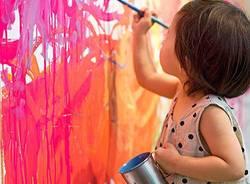 bambini colori